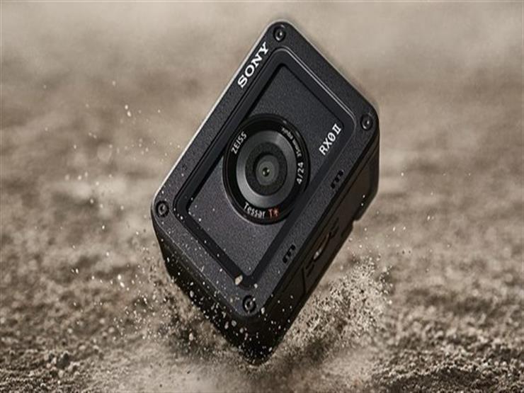 سوني تطلق كاميرا الأكشن RX0 II (DSC-RX0M2) الجديدة