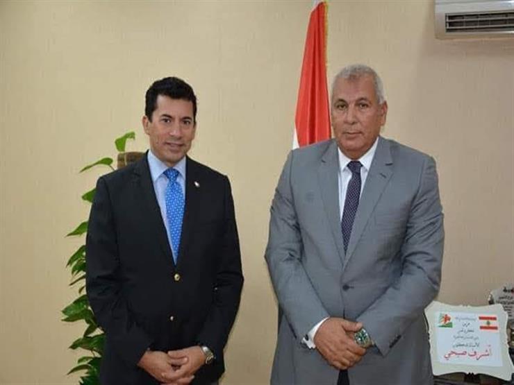 """وزير الشباب والرياضة يشهد ختام ملتقى """"ألعاب جنوب الوادي"""" غدًا"""