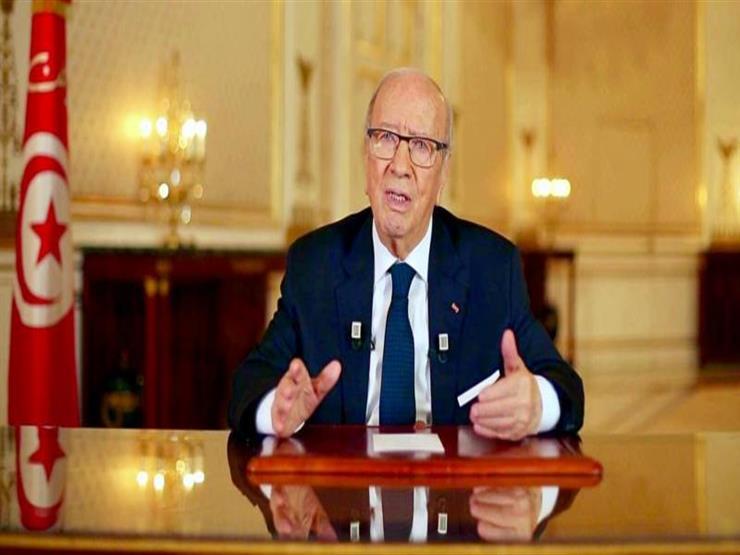 الرئيس التونسي يبحث مع وفد من الكونجرس الوضع في ليبيا