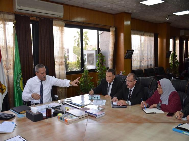 محافظ الإسماعيلية: فتح منافذ جديدة للسلع قبل شهر رمضان