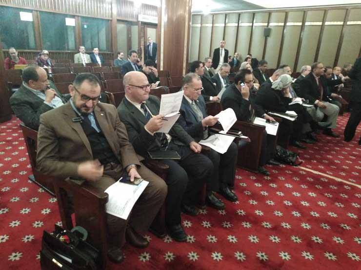 تشريعية البرلمان  ترفض رفع الحصانة عن النائب مرتضى منصور   مصراوى