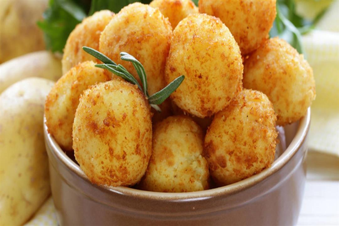 كرات البطاطس.. طبق صحي ومناسب لمتبعي الدايت