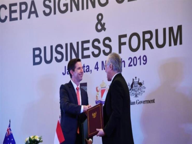 إندونيسيا وأستراليا توقعان اتفاقا تجاريا تأخر بسبب قرار كانبيرا حول القدس
