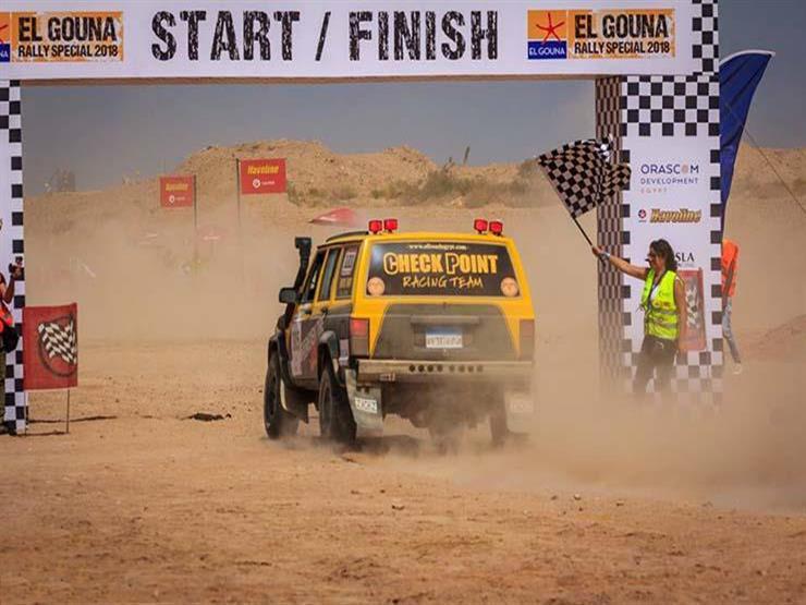"""بمشاركة 14 فريقًا.. انطلاق """"رالي صحراء الجونة"""" الثامن الخميس المقبل"""