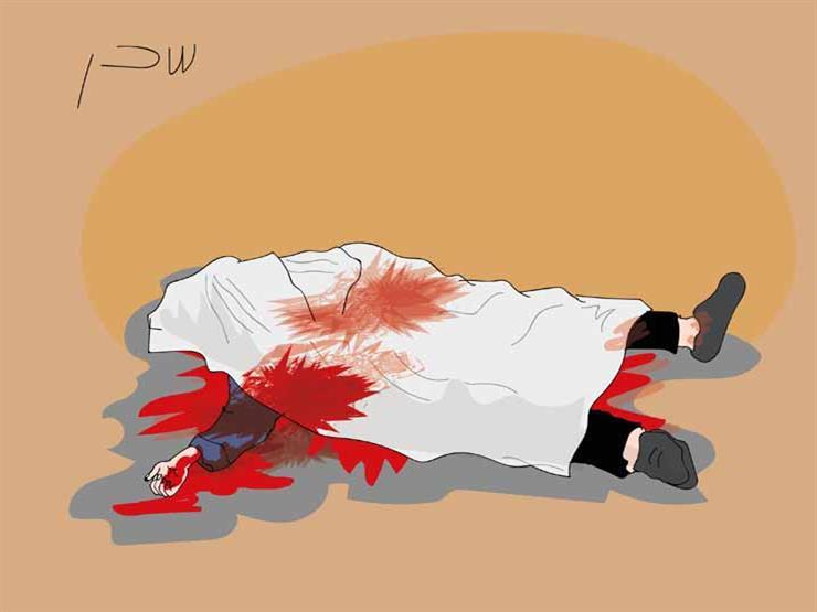 """تحقيقات قتل عاطل لزوجته: """"صحابه استغلوا انشغاله بالمجني عليها واغتصبوا صديقتها"""""""