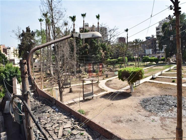 """الحكومة توضح حقيقة بيع حديقة """"هابي لاند"""" بالمنصورة"""