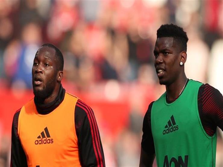 """استشهد بـ""""لفْتة صلاح"""".. تقارير تكشف عتاب بوجبا ولوكاكو عقب مباراة ساوثهامبتون"""
