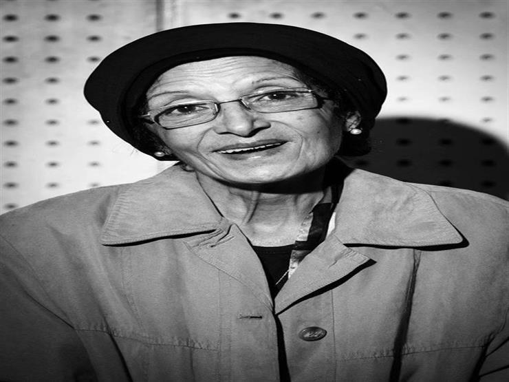 إيناس عبد الدايم تنعي نادية عبد العزيز مدربة كورال الغناء بالأوبرا