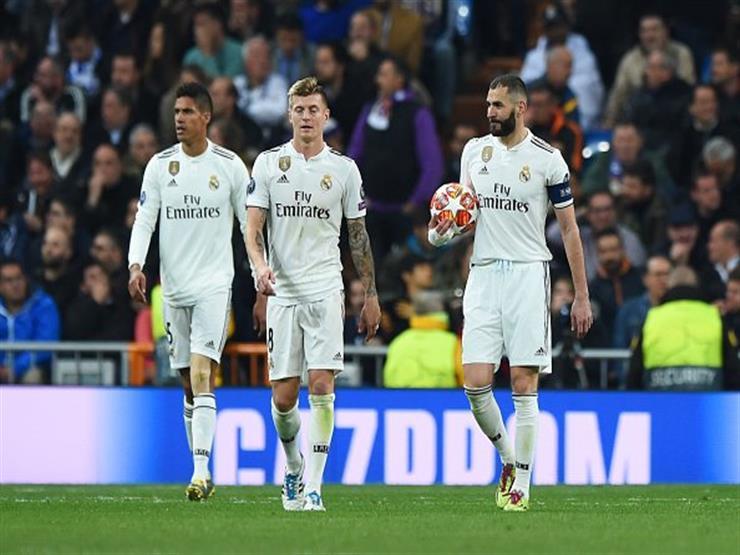 تشكيل ناري لمواجهة ريال مدريد وباريس سان جيرمان في دوري الأبطال