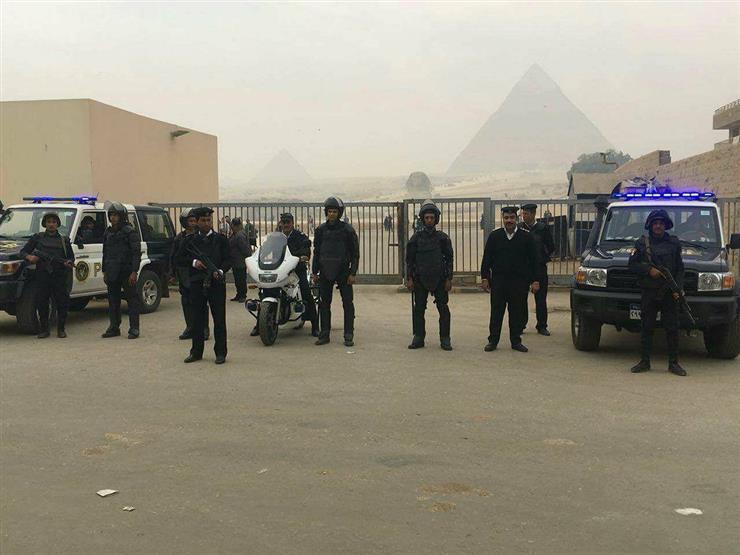 ضبط 10مشتبهًا فيهم وتنفيذ 17 حكم قضائي بالمنطقة الأثرية
