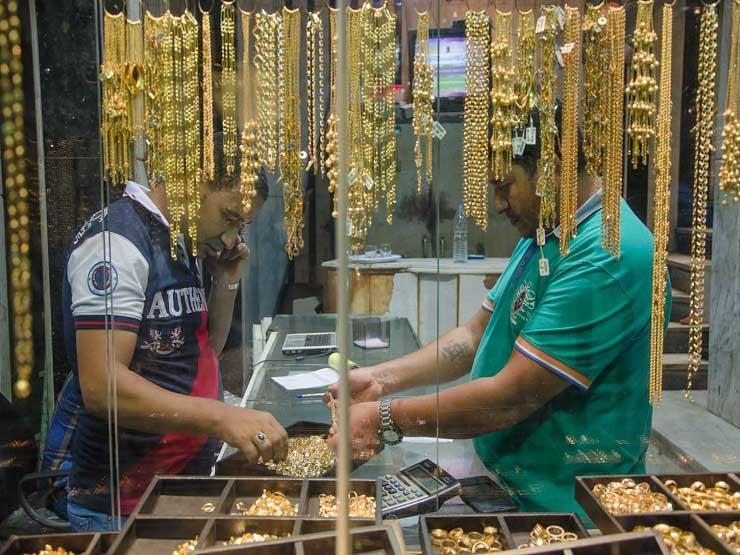 أسعار الذهب بمصر ترتفع لأول مرة في 11 يوما خلال تعاملات الأربعاء