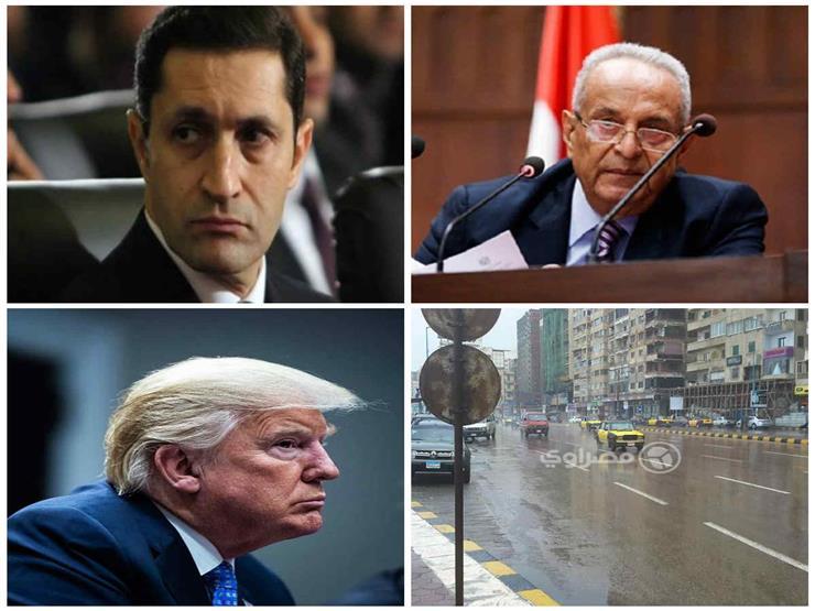 """حدث ليلًا  علاء مبارك و""""حدوتة"""" البهائية.. الأرصاد: 3 مناطق شهدت """"ثلوج"""""""