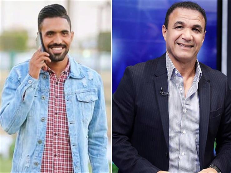 """بالفيديو ..""""حارس مصر الأول"""" يشعل معركة كلامية بين معلق قناة الأهلي وأحمد الطيب"""
