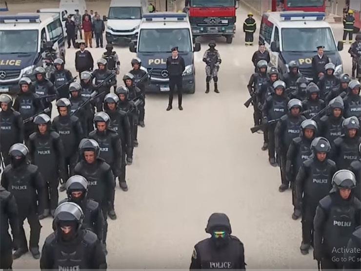الشرطة في رحلة فرض السيطرة على شوارع الجيزة   مصراوى