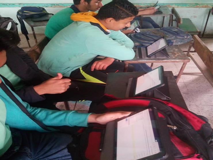 وكيل تعليم جنوب سيناء: طلاب المدارس الخاصة يؤدون امتحان أولى ثانوي إلكترونيا