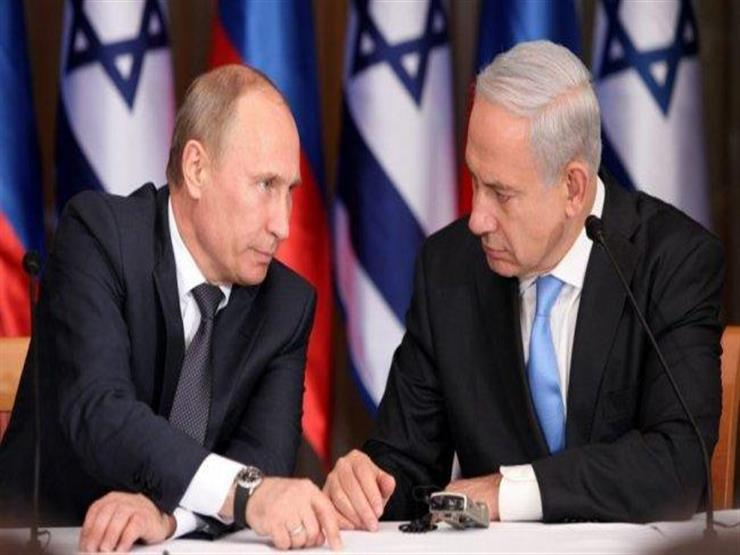 بوتين يبحث مع نتنياهو هاتفيا الاتصالات العسكرية والوضع في الشرق الاوسط