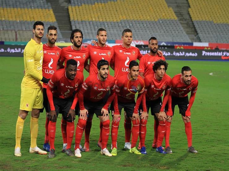 قائمة الأهلي.. ظهور وجه جديد للمرة الأولى أمام المصري