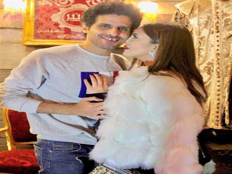 حمدي الميرغني يكشف قصة زواجه من إسراء عبدالفتاح