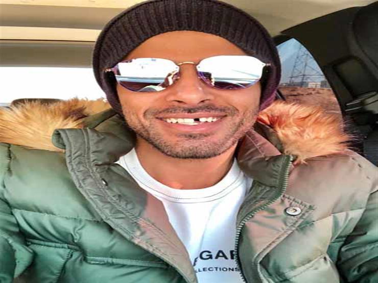 حمدي الميرغني يهنئ ويزو بعيد ميلادها