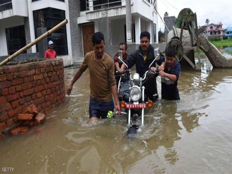 مقتل 27 وإصابة 400 جراء عاصفة رعدية في نيبال