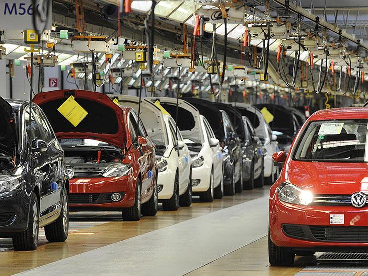 صناعة السيارات الألمانية تتراجع بشكل ملحوظ في النصف الثاني من 2018