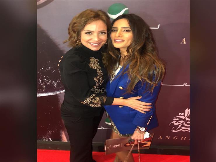 """ريم البارودي توجه رسالة لـ زينة: """"زينه السينما المصرية"""""""