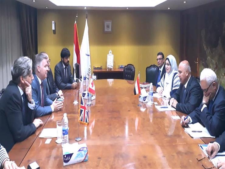 وزير النقل يدعو الشركات البريطانية والكندية للتعاون في إصلاح السكة الحديد