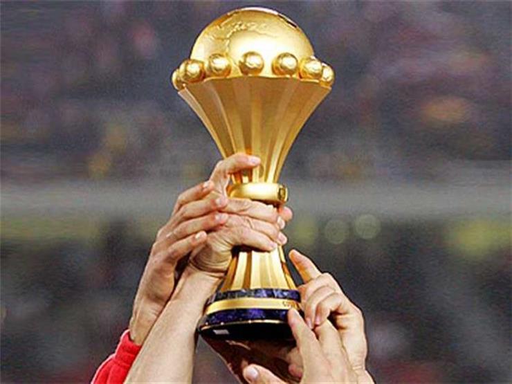 كأس الأمم الأفريقية يصل مطار القاهرة الدولي.. اليوم