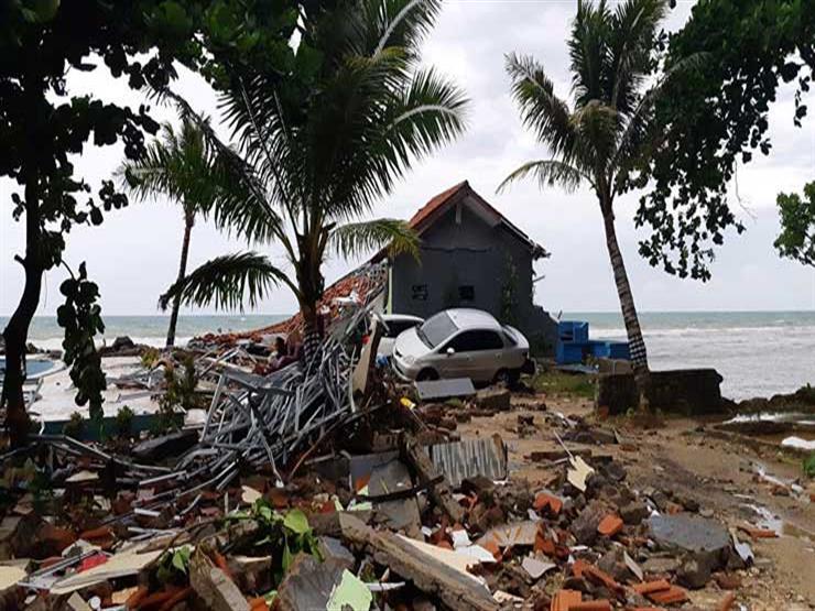 """تحذير من """"تسونامي"""" عقب زلزال قوي في إندونيسيا"""