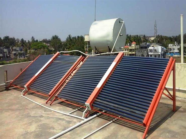 الصناعة تبدأ دعم التصنيع المحلي لأنظمة تسخين المياه بالطاقة الشمسية