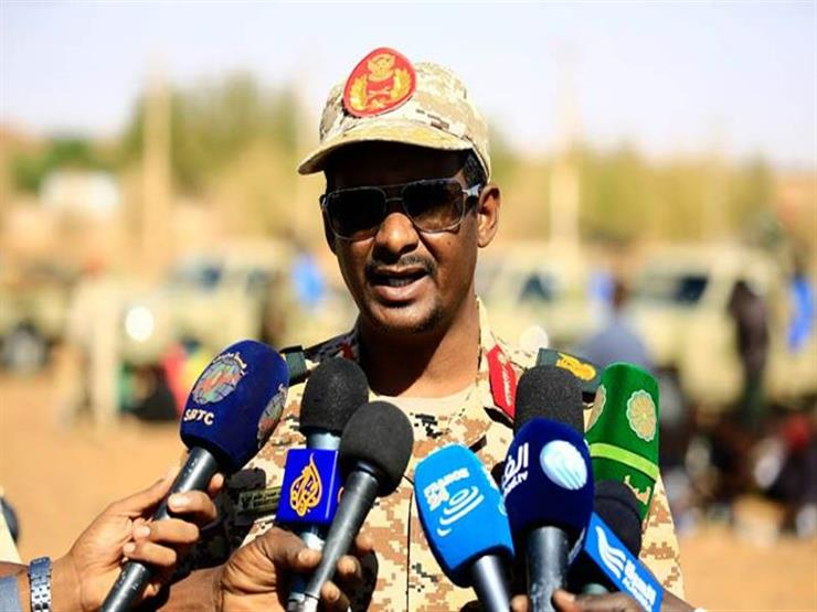 سكاي نيوز: قائد قوات الدعم السريع ينضم إلى المجلس الانتقالي بالسودان