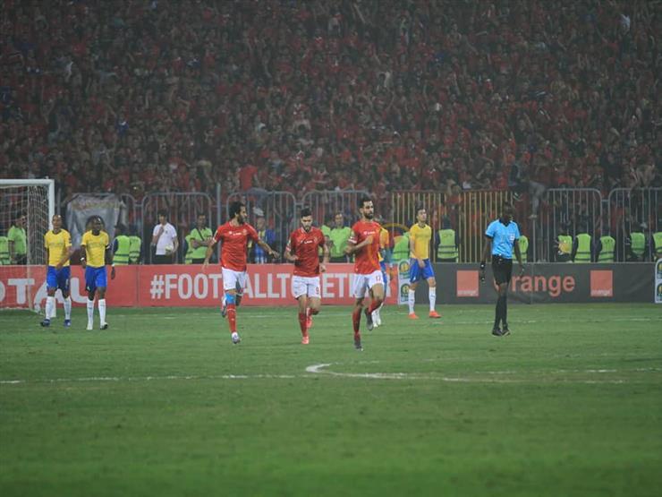 غياب ثلاثة لاعبين عن صنداونز أمام الأهلي