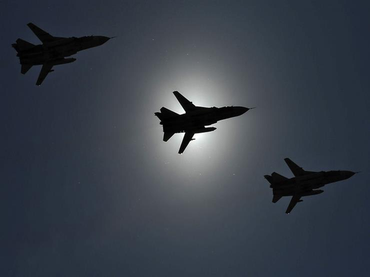 الطيران الحربي الروسي يشن 14 غارة على مواقع للنصرة بريف إدلب
