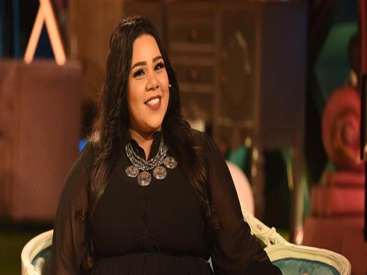 شيماء سيف تحتفل بعيد ميلاد روجينا