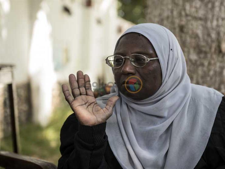 """بالصور-رفقة """"كوكب الغَرب"""".. مصراوي يحاور أول مأذونة نوبية"""