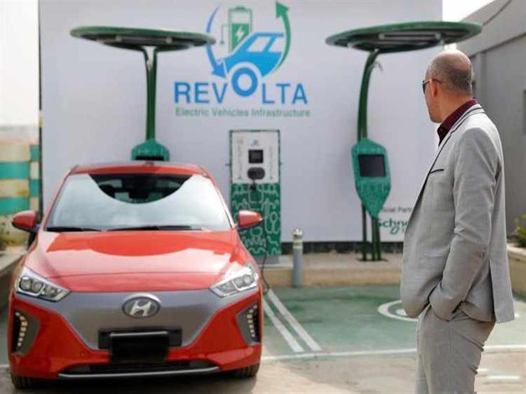 ريفولتا إيجيبت تعلن عن ربط شبكة محطات شحن السيارات في مصر مع الأردن