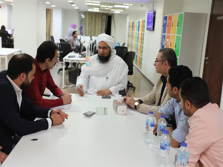 الجفري يوجه رسالة إلى محمد صلاح عبر مصراوي