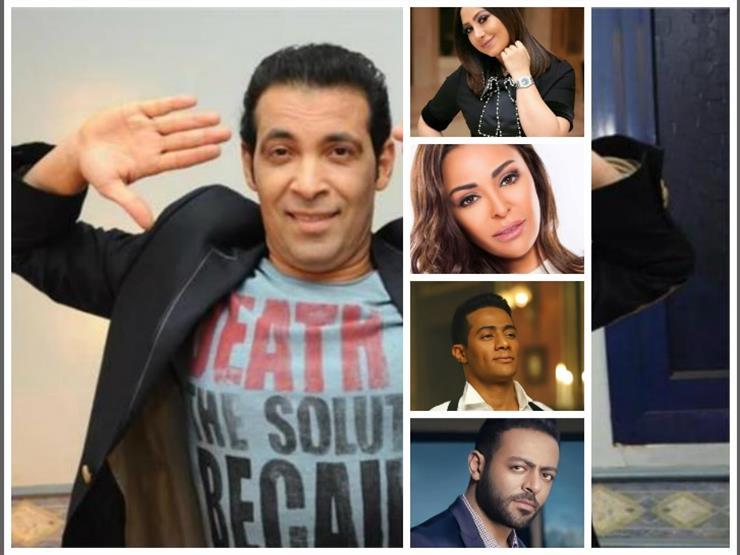 قبل سعد الصغير.. 4 نجوم اتهموا مؤخرًا بالتهرب الضريبي أحدهم دفع 6 ملايين جنيه