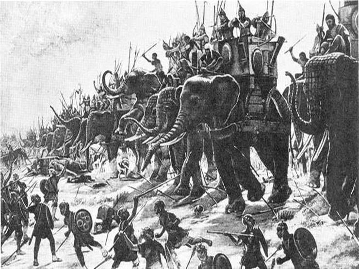"""في مثل هذا اليوم 13 شعبان.. """"القادسية"""".. حيث انتصر المسلمون على الفرس وأفيالهم"""
