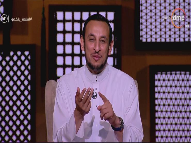 بالفيديو.. رمضان عبدالمعز: حتى نحصل على  رحمة الله علينا أن نؤمن بالقدر