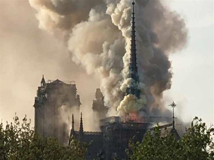 الخارجية: كاتدرائية نوتردام صرح تاريخي عريق