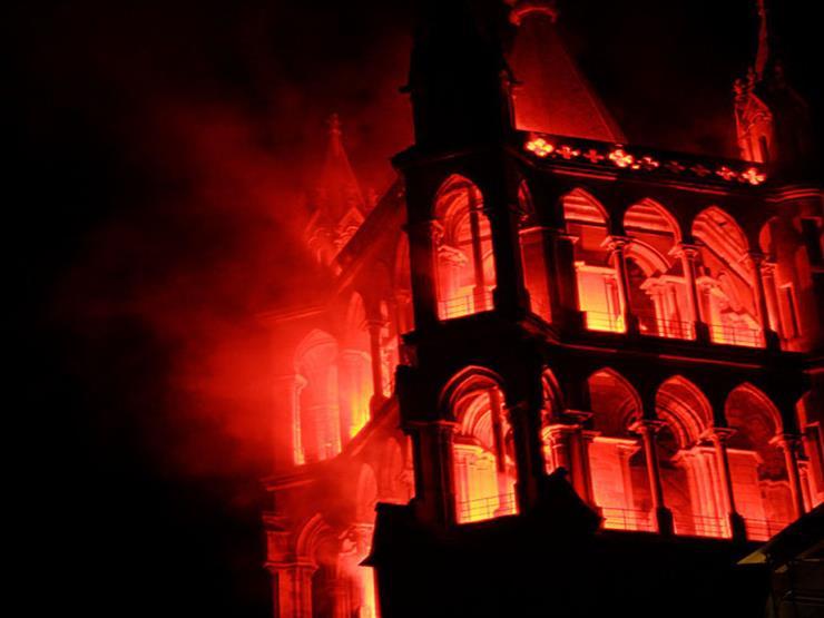 """""""أقباط من أجل الوطن"""" عن حريق كاتدرائية """"نوتردام"""": أوجع قلوبنا"""
