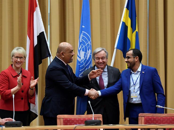 الحكومة اليمنية تؤكد عدم إحراز أي تقدم في تنفيذ اتفاق ستوكهولم