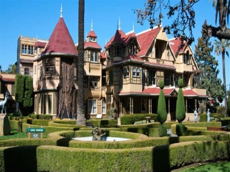 """اكتشف أكثر المنازل """"المسكونة"""" بولاية كاليفورنيا الأمريكية - فيديو"""