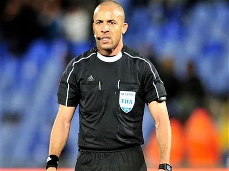 حكم مباراة الزمالك وحسنية أغادير يعلق لمصراوي على الهدف الملغي