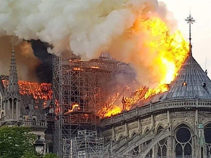 بعد إخماد الحريق.. فرنسا تحشد الجهود لإعادة إعمار كاتدرائية نوتردام