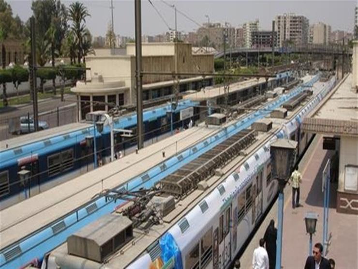 مصدر:  السيطرة على  عطل مفاجئ لقطار بمترو منشية الصدر