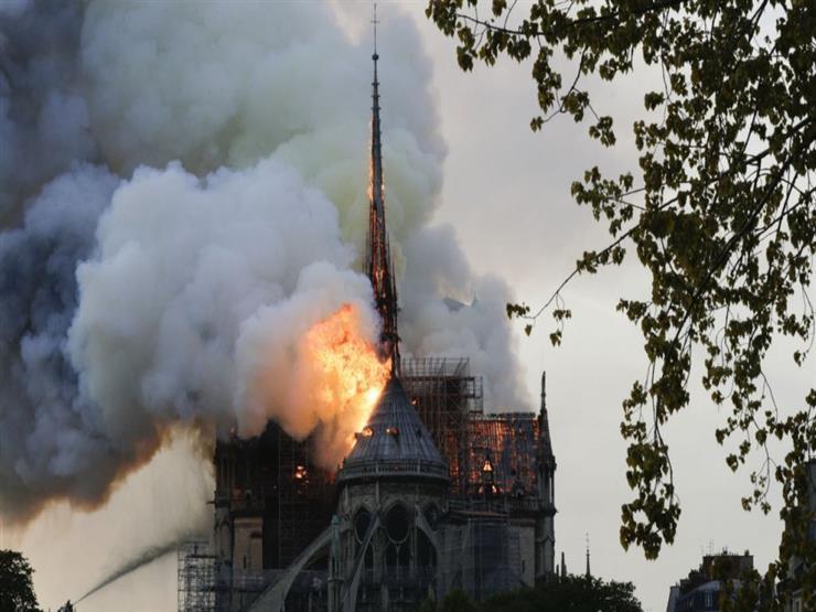 ردا لجميل عمره 140 عاما ... مدينة مجرية تساعد في إعادة بناء كاتدرائية نوتردام