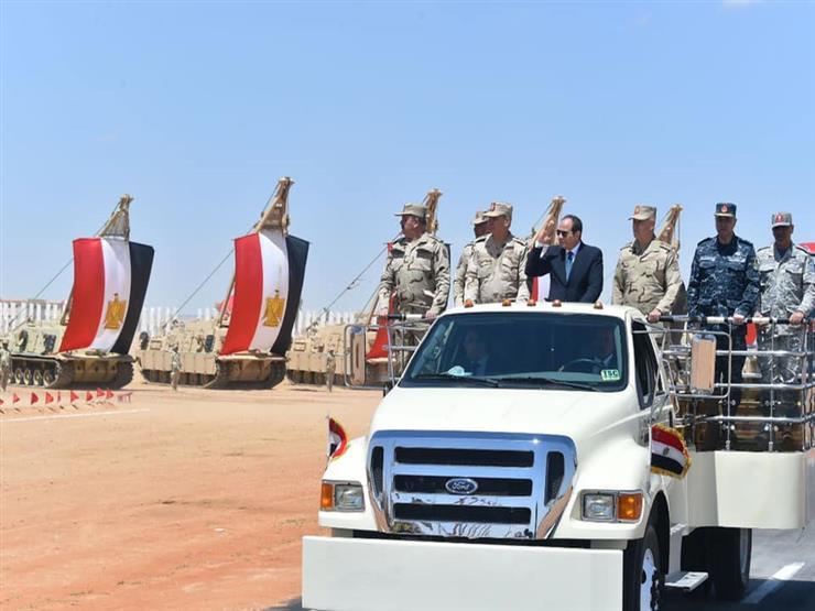 خبير عسكري: قاعدة محمد نجيب العسكرية تعكس الوجه الحضاري للقوات المسلحة