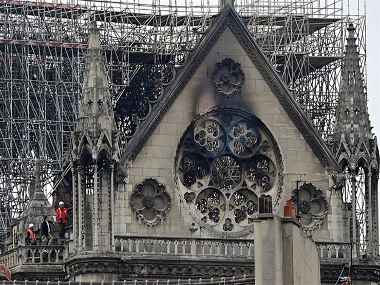 ترامب يعرض مساعدة فرنسا لإصلاح كاتدرائية نوتردام